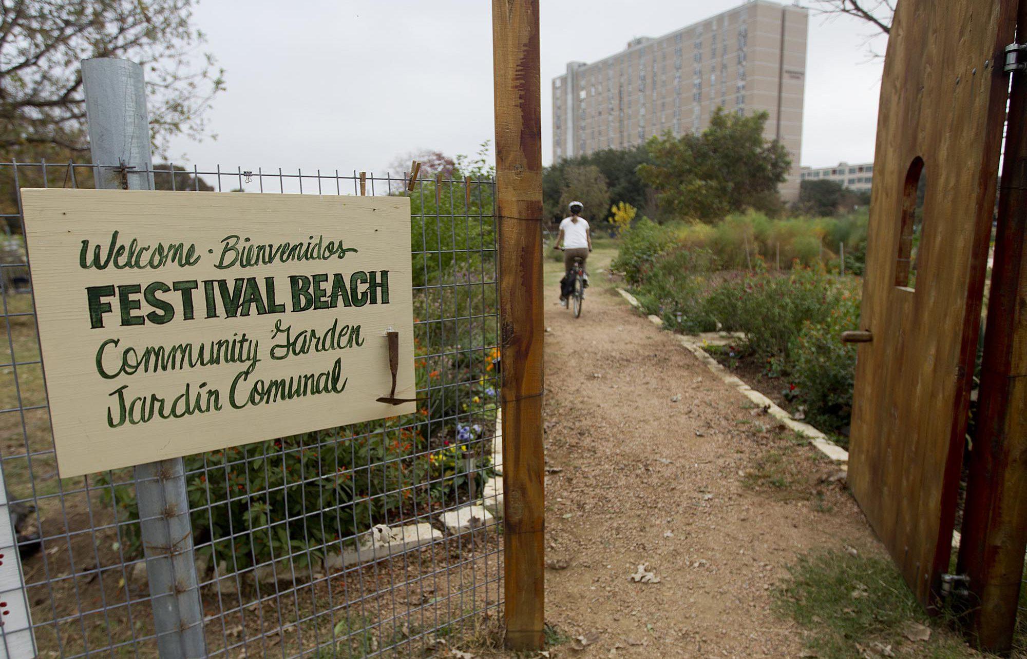Festival Beach Community Garden – Coalition of Austin Community Gardens